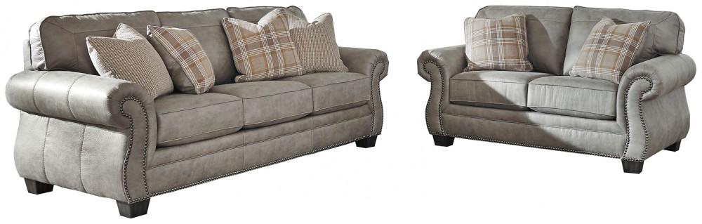 Olsberg 2 Piece Upholstery Package 48701 38 35