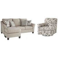 Abney - Sofa and Chair