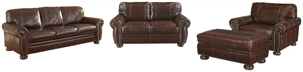 Banner - Sofa, Loveseat, Chair and Ottoman