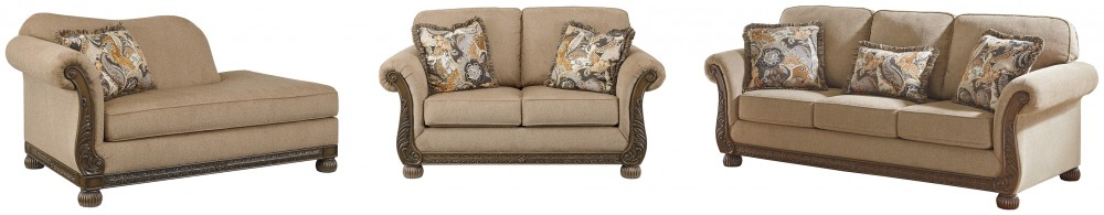 Westerwood - 3-Piece Upholstery Package