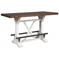 Valebeck - Valebeck Counter Height Dining Room Table