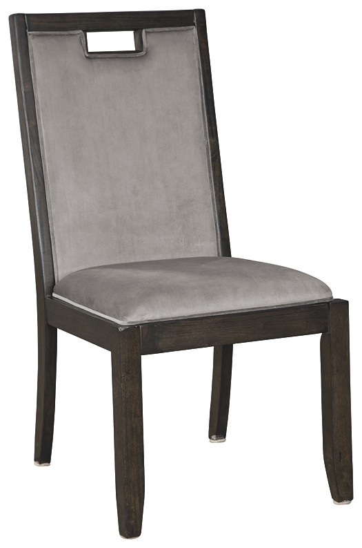 Hyndell - Dining UPH Side Chair (2/CN)