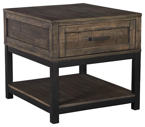 Johurst - Rectangular End Table