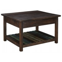 Mestler - Mestler Coffee Table with Lift Top