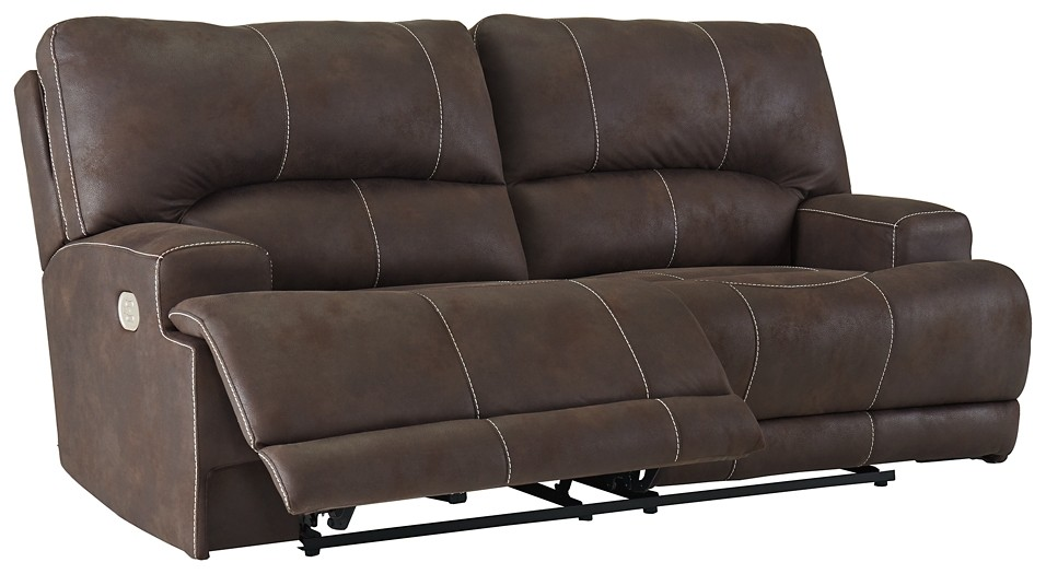 Kitching - 2 Seat PWR REC Sofa ADJ HDREST