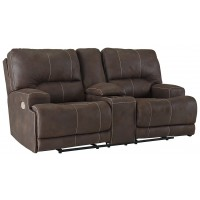 Kitching - PWR REC Loveseat/CON/ADJ HDRST