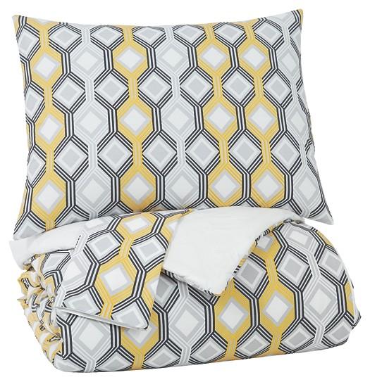 Mato - King Comforter Set