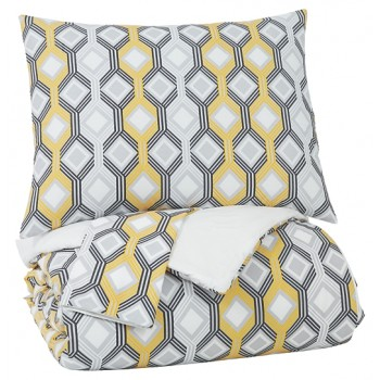 Mato - Queen Comforter Set