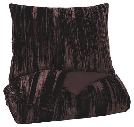 Wanete - Queen Comforter Set