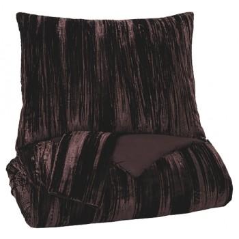 Wanete - King Comforter Set