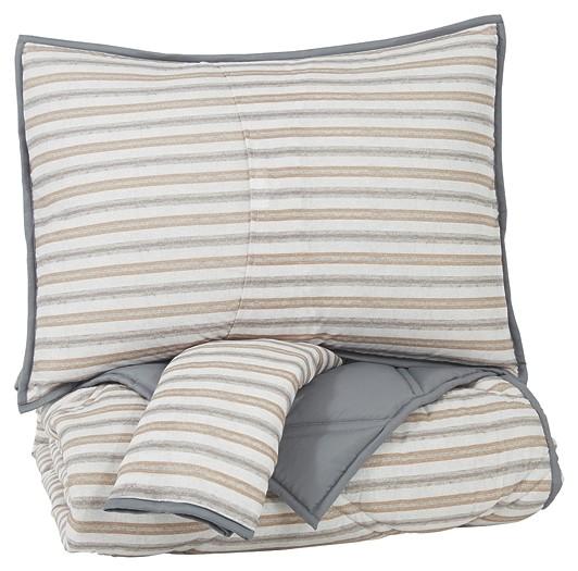 Rhey - Full Comforter Set