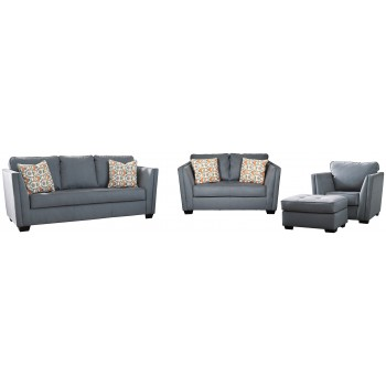 Filone - Sofa, Loveseat, Chair and Ottoman