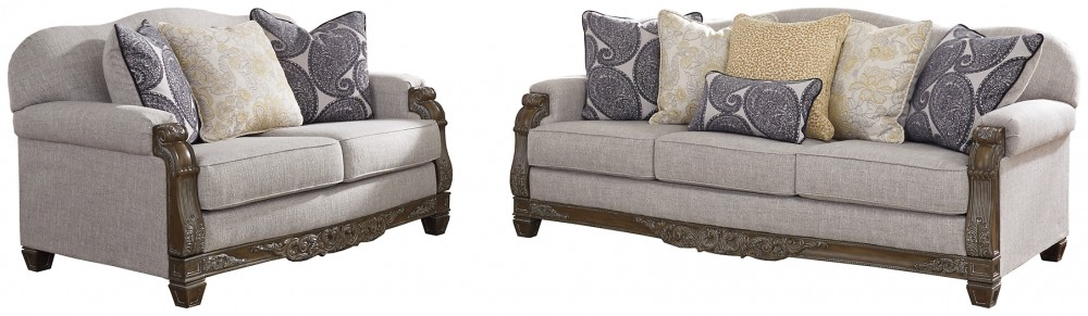 Sylewood - 2-Piece Upholstery Package