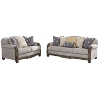 Sylewood - Sofa and Loveseat