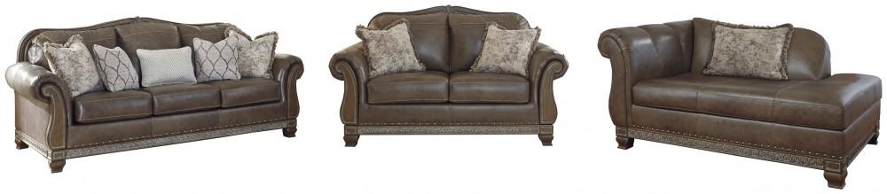 Malacara - 3-Piece Upholstery Package