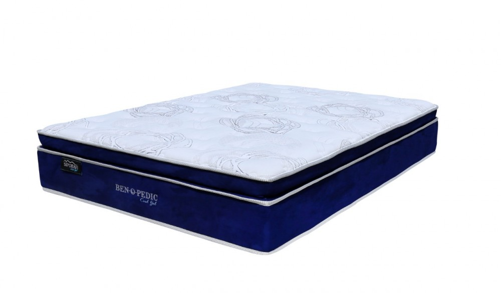 Siporah Euro Cool Gel Top King Mattress