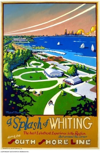 A Splash of Whiting