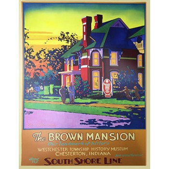 The Brown Mansion