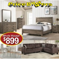 Discount Furniture Package #69