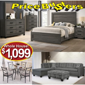 Discount Furniture Package #68
