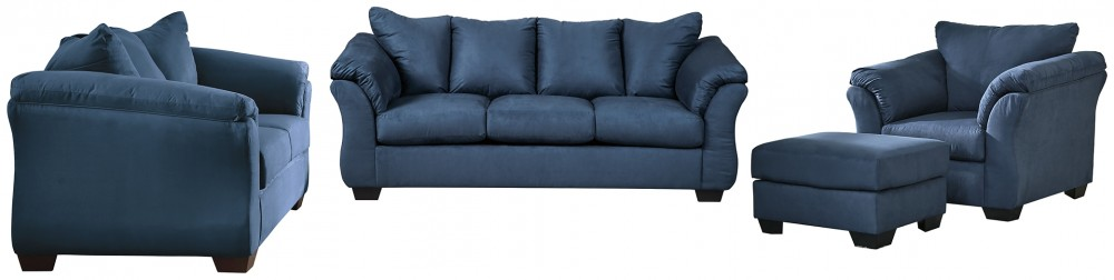 Darcy - Sofa, Loveseat, Chair and Ottoman