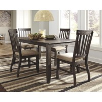 Dresbar - 5-Piece Dining Room Package