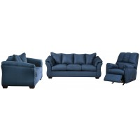 Darcy - Sofa, Loveseat and Recliner