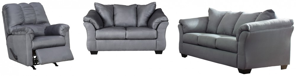 Darcy - 4-Piece Upholstery Package