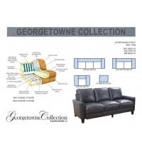Chino Grey 4-Piece Livingroom