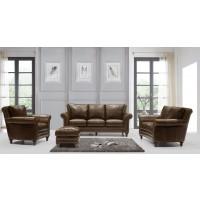 Butler Brown 5507 4-Piece Livingroom