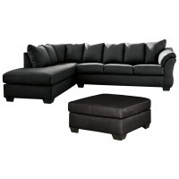 Darcy - 2-Piece Sectional with Ottoman