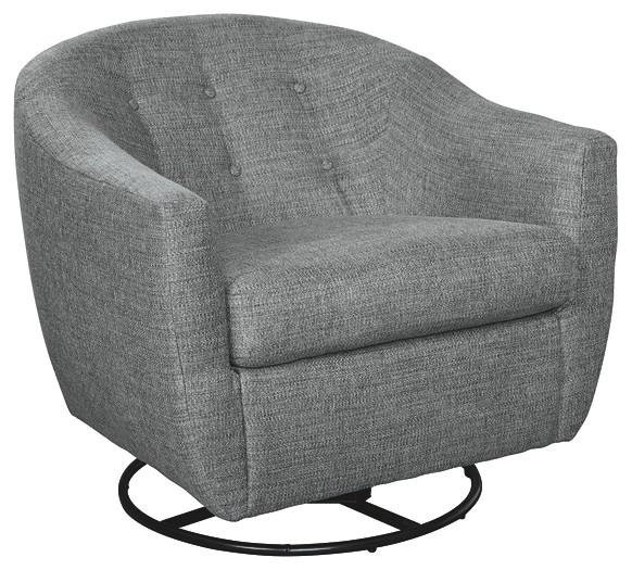Mandon - Swivel Accent Chair