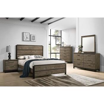 Lane Uptown 6pc Queen Bedroom Set