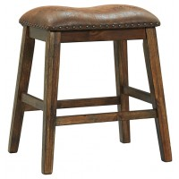 Chaleny - Upholstered Stool (2/CN)