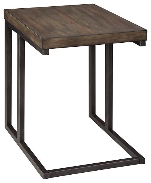 Johurst - Chair Side End Table