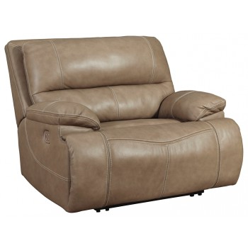 Ricmen - Wide Seat Power Recliner