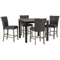 Dontally - 5-Piece Dining Room Package