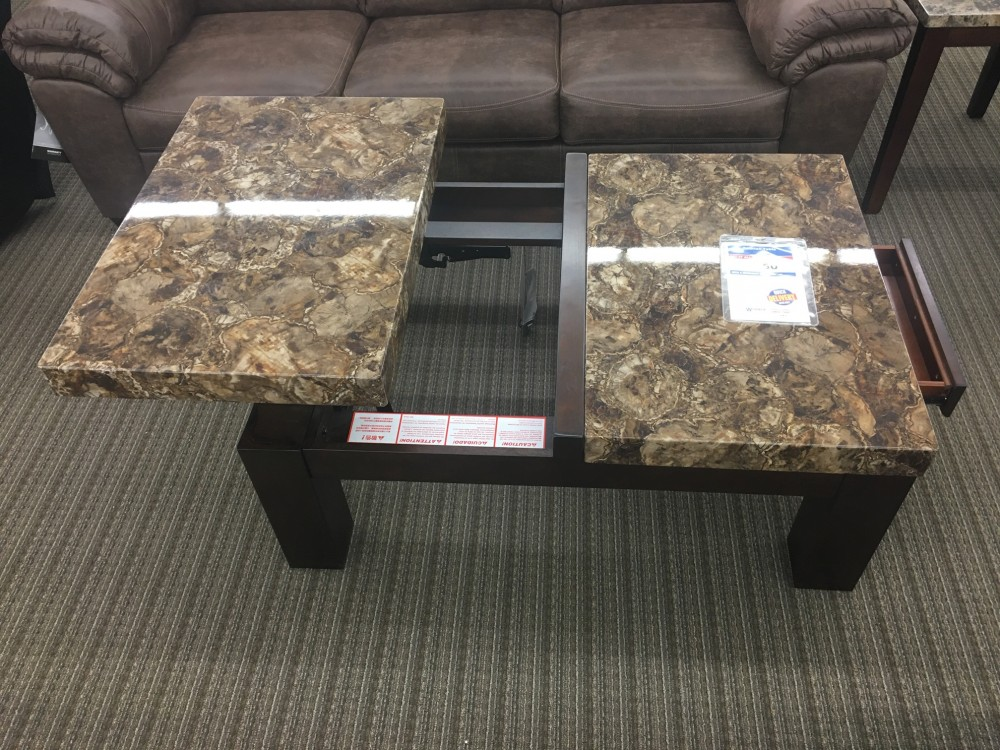 Clearance Lift Coffee Table