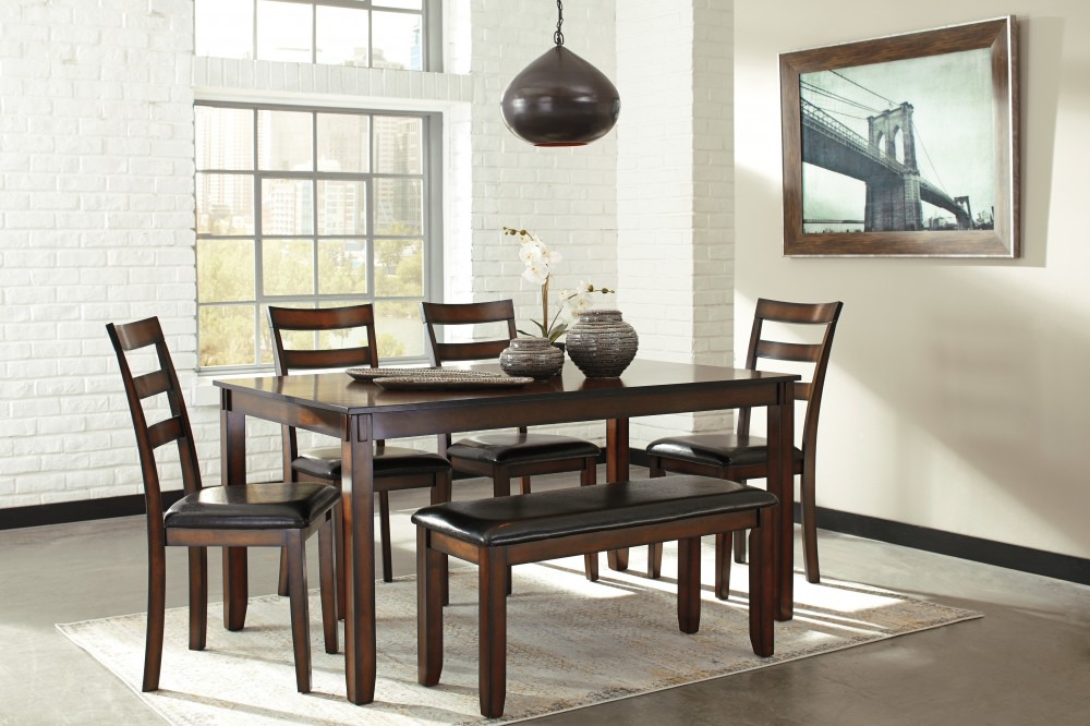 Coviar 6-Piece Dining Set