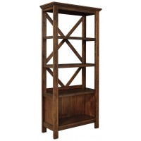 Baldridge - Large Bookcase