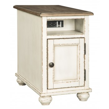 Realyn - Chair Side End Table