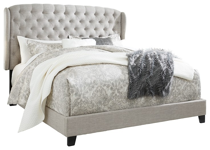 Jerary - King Upholstered Bed
