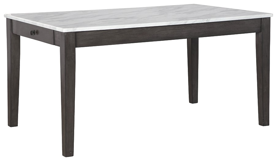 Luvoni - Rectangular Dining Room Table