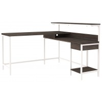 Dorrinson - L-Desk with Storage