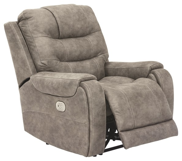 Yacolt - PWR Recliner/ADJ Headrest
