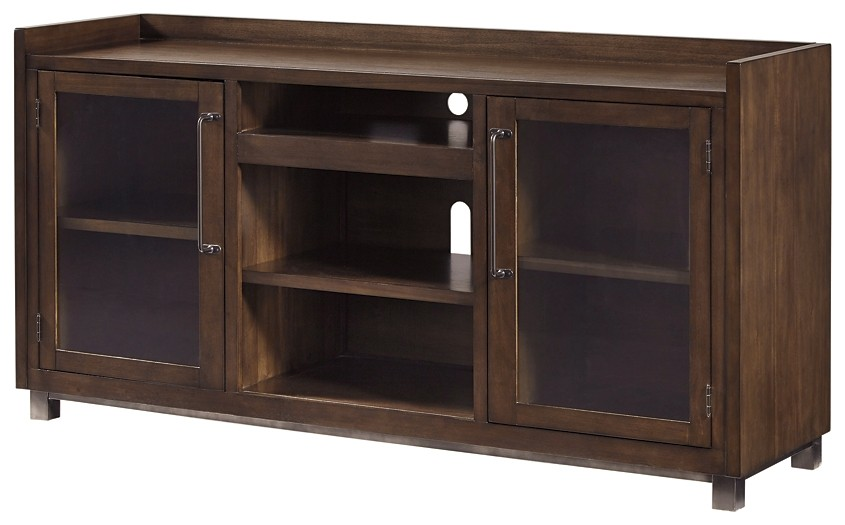Starmore - XL TV Stand w/Fireplace Option
