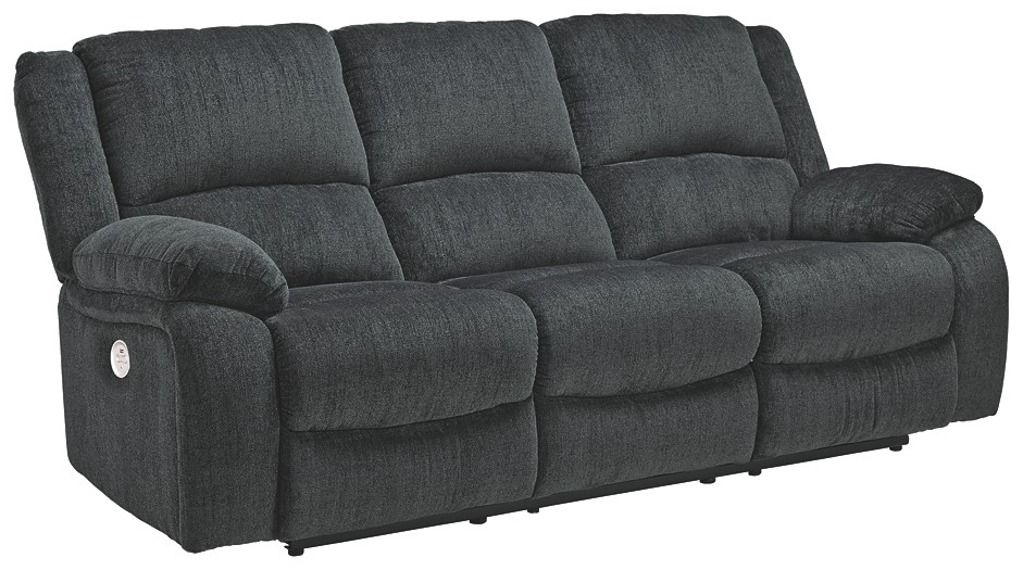 Draycoll - Reclining Power Sofa