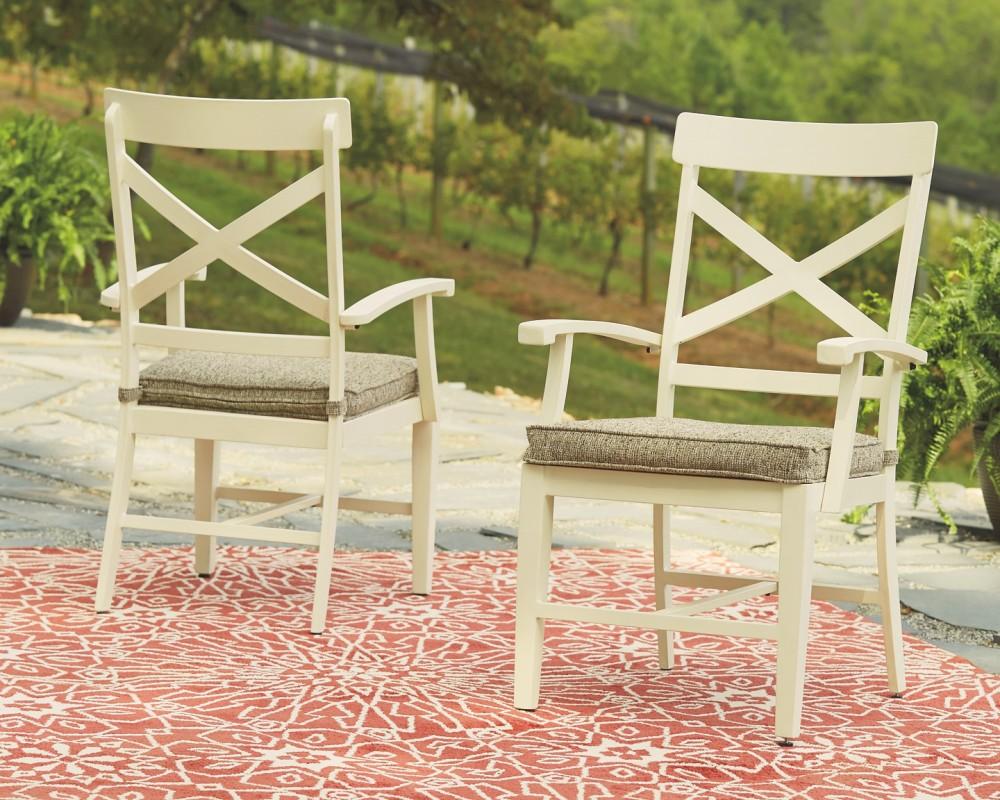 Preston Bay - Arm Chair With Cushion (2/CN)