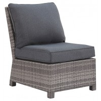 Salem Beach - Armless Chair w/Cushion (1/CN)