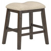 Rokane - Upholstered Stool (2/CN)